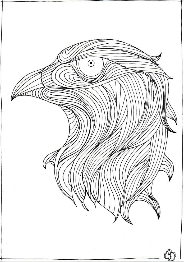 aigle aztèque